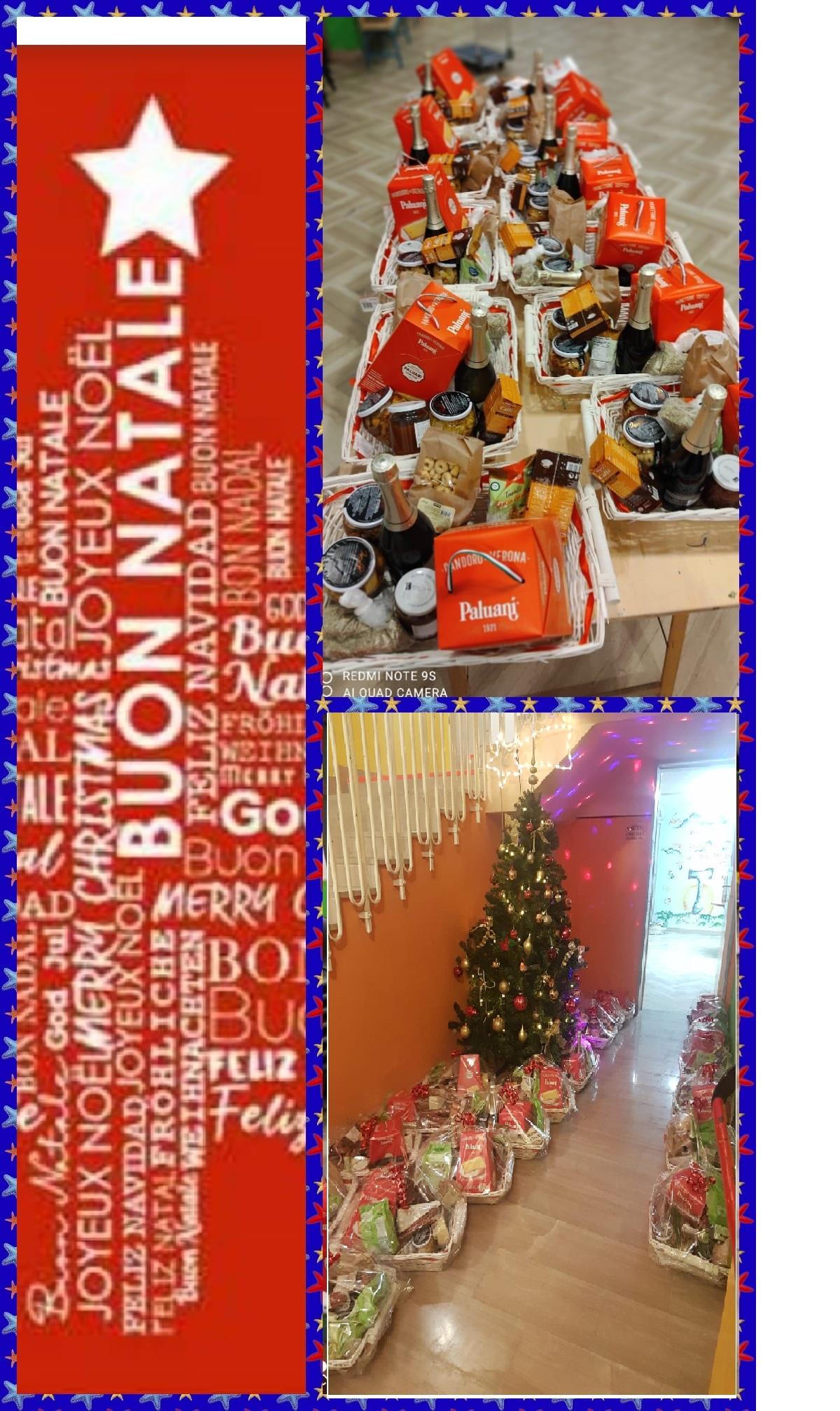 Dono di Natale Santa Maria Vetere