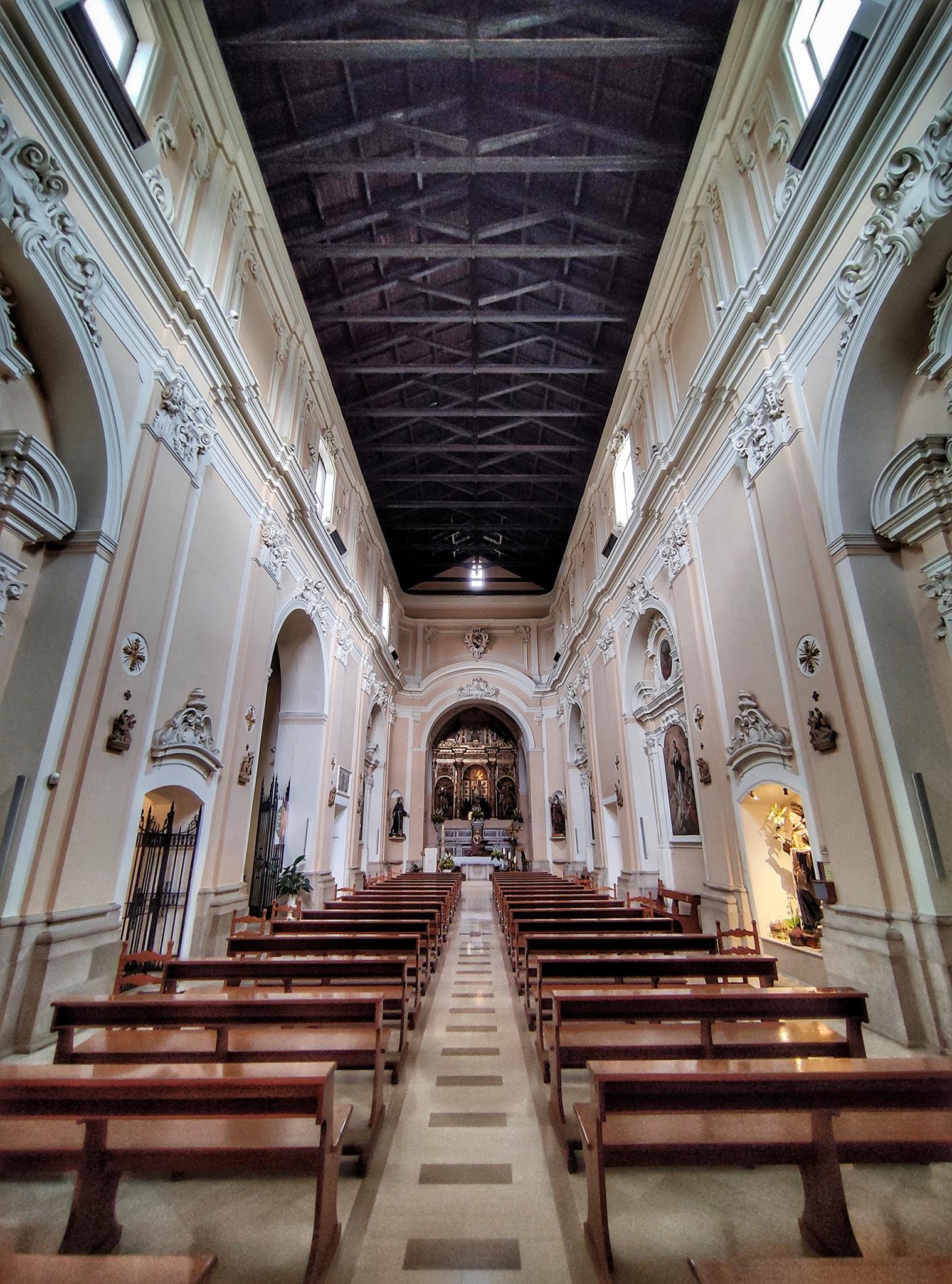 Interno Chiesa Santa Maria Vetere