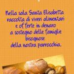 Giornata di solidarietà per i bisognosi: il pane di Sant'Antonio