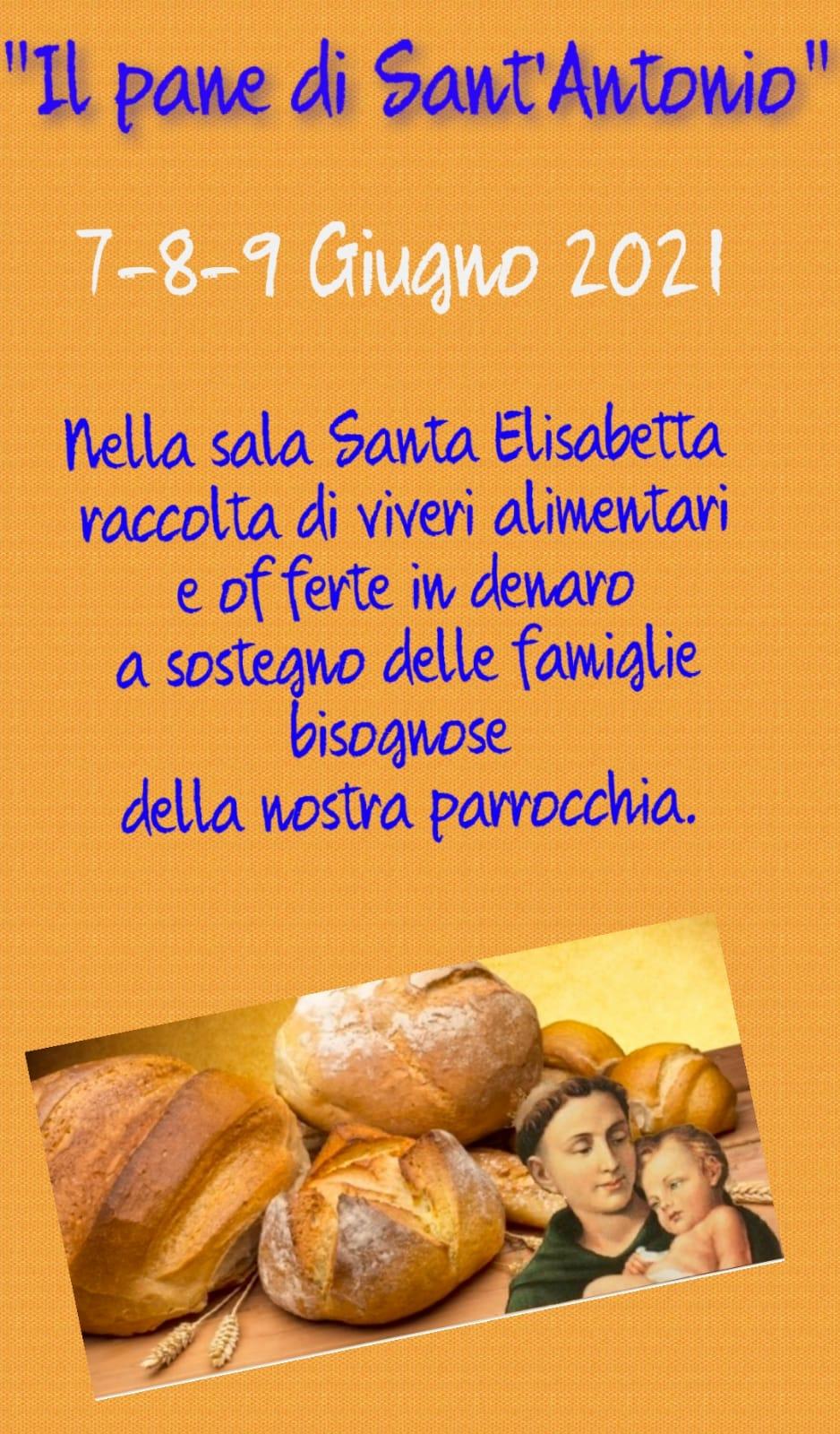 Pane di Sant'Antonio 2021